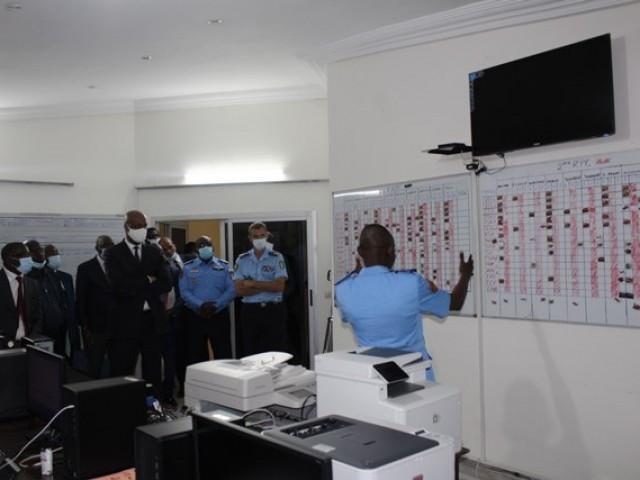 PROTECTION CIVILE : LA GUINEE VEUT BENEFICIER DE L'EXPERTISE DE LA CÔTE D'IVOIRE