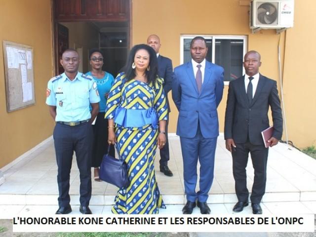 L'ASSEMBLEE NATIONALE IVOIRIENNE VEUT S'ENQUERIR DES REALITES DE LA PROTECTION CIVILE DANS LE PAYS