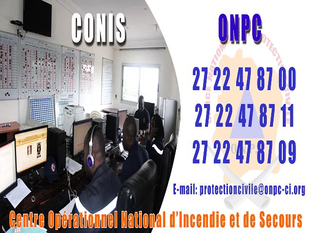 CONIS OU LE CERVEAU DES OPERATIONS DES CENTRES DE SECOURS D'URGENCE (CSU) DE CÔTE D'IVOIRE